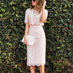 Lace Cute Pink Short-Sleeve Fashion Two-Piece Homecoming Dresses- . - Lace Cute Pink Short-Sleeve Fashion Two-Piece Homecoming Dresses- Source by annikaephotos - Lace Midi Dress, Maxi Dress With Sleeves, Lace Dresses, Wedding Dresses, Party Dresses, Midi Dresses, Occasion Dresses, Lace Skirt, Dress Outfits