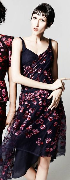 Beautiful Colection Of Zac Posen Resort 2014
