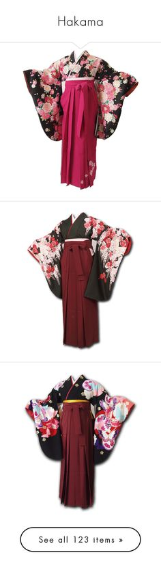 """""""Hakama"""" by sew123093 ❤ liked on Polyvore"""