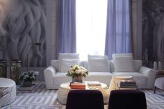 Casa Cor 2014 (Foto: Gabriel Arantes)David Bastos (Sala de jantar e lounge)