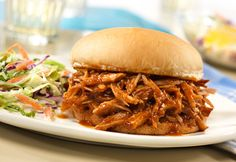 Best pulled pork ever and it's super easy!!  Will never try any other recipe again!