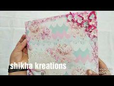 shikha kreations - YouTube The Creator, Album, Birthday, Youtube, Birthdays, Youtubers, Dirt Bike Birthday, Youtube Movies, Card Book