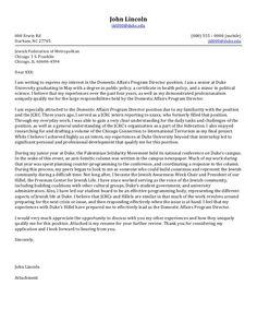 non profit cover letter sample. Resume Example. Resume CV Cover Letter