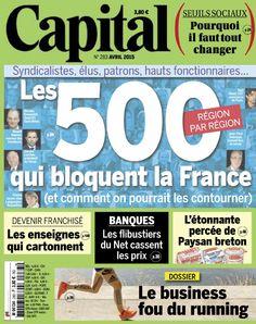 Capital n°283 - Avril 2015