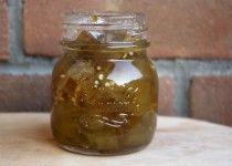 Marmellata di melanzane / eggplant jam