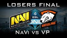 NaVi vs VP ESL One Frankfurt Losers' Finals EU Highlights Dota 2