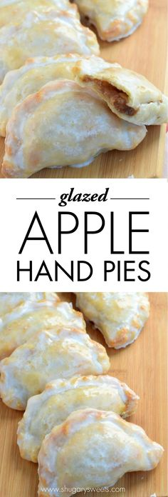 Need a delicious dessert recipe for Thanksgiving? Look no further: these Glazed Apple Hand Pies will be the star of your gathering. The crispy crust is covered in an amazing glaze that everyone will love.