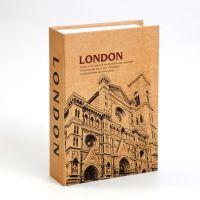 Cofre Secreto Livro London