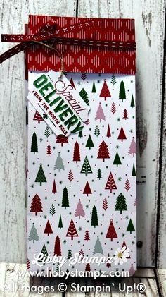 Christmas Gift Bag (