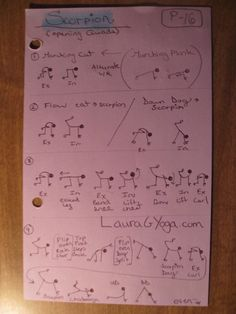 1000 images about yoga sequences  flows lauragyoga on