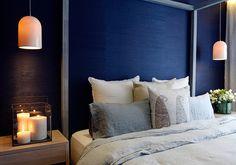 Darren & Dea's Master Bedroom - Get the Look of The Block Master Bedrooms| via thehome-journal.com