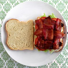 For anyone who's ever ordered a BLT with extra B./