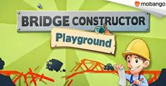 Bridge Constructor Playground - An exciting, educational experience for your whole family, offering hours of gaming fun. Install on your #Android now: http://www.mobango.com/download-bridge-constructor-playground-free-games/?track=Q106X2442&cid=1854242