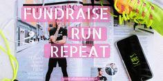 Runners world magazine the running charity article, fundraise, run, repeat, Nike Running club
