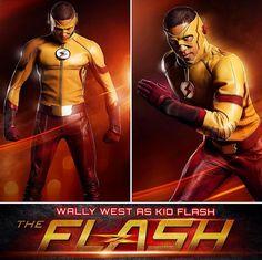 keiynan-lonsdale-debuts-as-kid-flash-in-the-flash-season-3.png (592×591)