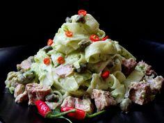 Nutrition Tips, Avocado, Pasta Salad, Potato Salad, Bacon, Deserts, Good Food, Lunch, Vegan