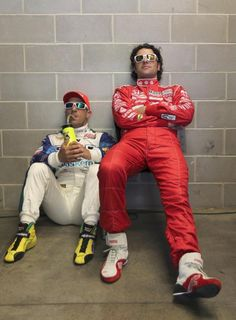 TK 2013 & Dario 2012 Indy 500 Champs