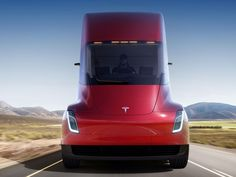 Elon Musk just pushed the trucking industry into a new dimension of technology and efficiency.