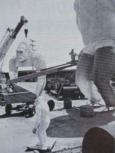 King Kong 1976 / Carlo Rambaldi