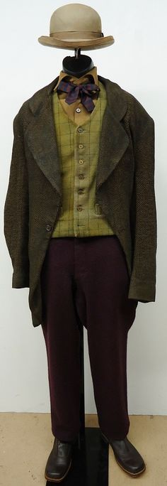 1860s winter clothes | United American Costume Company — Vintage Costume Rentals for the ...
