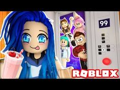 The craziest elevator on Roblox! Cookie Swirl C, Cute Youtubers, Pregnancy Humor, Aphmau, You Youtube, Elevator, Funny Minion, Make It Yourself, My Favorite Things