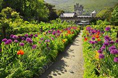 Travelmania Ireland - Random Tour - Glenveagh National Park, Castle and Gardens, Co. Donegal