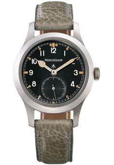 Jaeger-LeCoultre et les montres militaires…