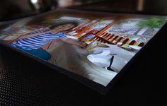 Poze magnetice... la propriu si la figurat  … Continuarea → Accounting, My Love, Painting, Products, Business Accounting, Painting Art, Paintings, Paint, Draw