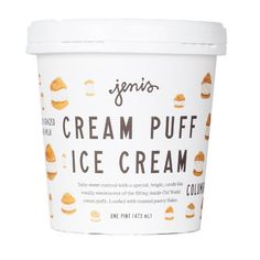 Cream Puff Pint - Jeni's Splendid Ice Creams