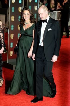Kate Middleton Photos - Prince William, Duke of Cambridge and Catherine, Duchess of Cambridge attend the EE British Academy Film Awards (BAFTA) held at Royal Albert Hall on February 18, 2018 in London, England. - The Duke and Duchess of Cambridge Attend the EE British Academy Film Awards