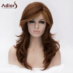 Synthetic Wigs For Women: Best Curly Synthetic Lace Front Wigs Fashion Sale Online | TwinkleDeals.com | Twinkledeals Page 82