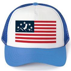 06bc62fa12f44d American Flag Print Reversible Bucket Hat | Bucket Hats | Bucket hat ...