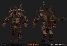 ArtStation - (Total War: Warhammer) , Brett Briley (Spark)