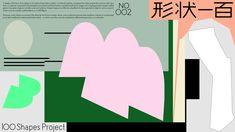 100 Shape Project N0.002 - Riversbed
