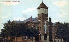 Jasper Junior High School, Alabama
