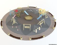 детская игровая площадка проект - Поиск в Google
