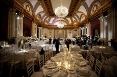 the Historic Grand Ballroom Wedding at the Belvedere  |  Baltimore, MD  |  Sachs Photography