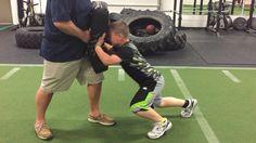 Football Drills for Kids