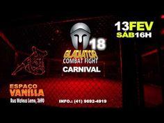 Chamada Gladiator Combat Fight 18 Carnival
