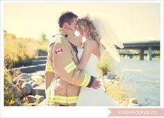 Fireman wedding, firefighter wedding | my dream wedding