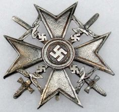 14: WW2 GERMAN NAZI ARMY BRONZE INFANTRY ASSAULT BADGE : Lot 14