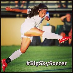 Sept. 3 - #BigSkySoccer Portland State's Eryn Brown is the offensive player of the week after scoring 3 goals and adding 2 assists in a 7-0 win over New Mexico St. #GoViks