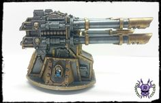 Wall of Martyrs - Quad-linked Lascannon #ChaoticColors #commissionpainting #paintingcommission #painting #miniatures #paintingminiatures #wargaming #Miniaturepainting #Tabletopgames #Wargaming #Scalemodel #Miniatures #art #creative #photooftheday #hobby #paintingwarhammer #Warhammerpainting #warhammer #wh #gamesworkshop #gw #Warhammer40k #Warhammer40000 #Wh40k #40K #terrain #scenery #Scifi #WallofMartyrs #FirestormRedoubt #Quadlinked #Lascannon 40k Imperial Guard, Imperial Knight, 40k Terrain, Game Terrain, Anime Weapons, Weapons Guns, Warhammer Models, Warhammer 40000, Tabletop Games