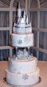 Unique winter cakes decorations - The Wedding SpecialistsThe Wedding Specialists