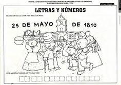 Huellas Educación Especial: Efeméride: 25 de Mayo de 1810