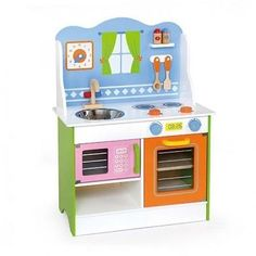 Angel toy #kitchen #comes with #accessories, View more on the LINK: http://www.zeppy.io/product/gb/2/262833698319/