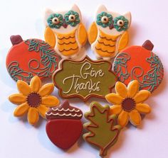 Photos - Welcome to Sweet Cs || super cute, I love the owls :)
