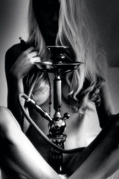 Every once in a while you gotta pull out that hookah