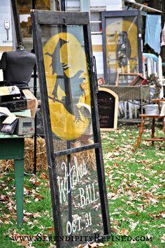 Serendipity Refined: Nellie's Barn Sale Recap: Fall, 2013