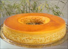 PANELATERAPIA - Blog de Culinária, Gastronomia e Receitas: Pudim de Milho Verde